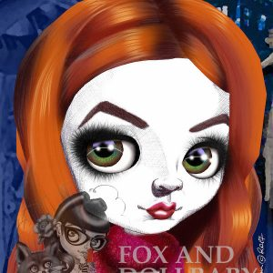 Amy Pond Special Edition Art Print