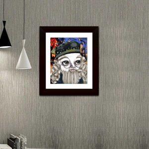 Albus Dumbledore special edition art print by de Shan