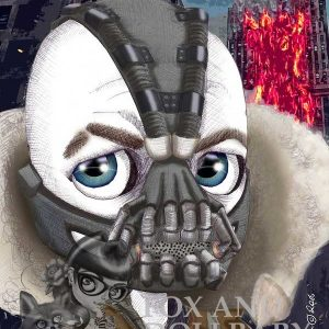 Bane special edition art print