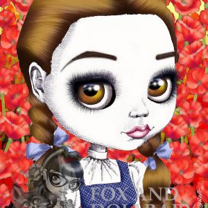 Dorothy Wizard of Oz Special Edition Art Print