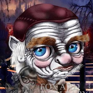 Hoggle from Labyrinth special edition art print by de Shan