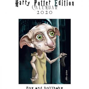 harry potter special edition calender