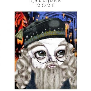 Harry Potter 2021 Calendar