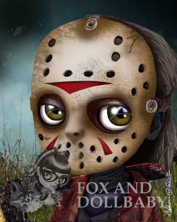 Jason Special Edition Art Print