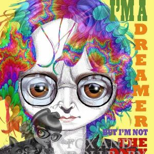 John Lennon Special Edition Art Print