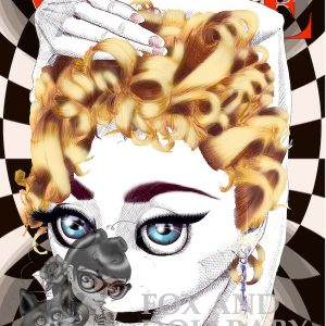 Madonna special edition art print by de Shan