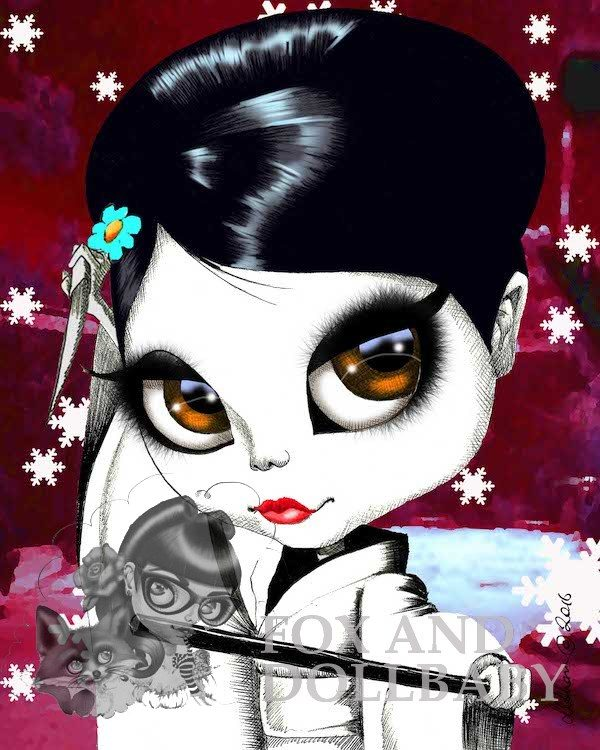 Oren Ishi special edition print Special Edition Art Print