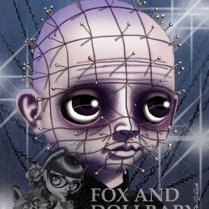 Pinhead from Hellraiser Special Edition Art Print