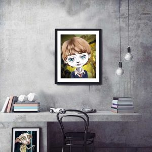 Ron Weasley special edition art print by de Shan
