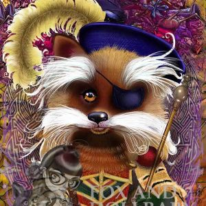 Sir Didymus from Labyrinth special edition art print