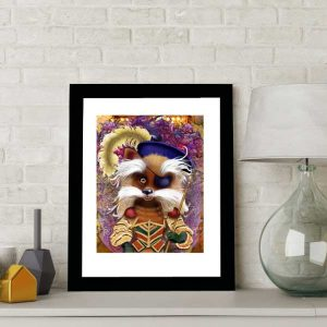 SIr Didymus special edition print by de Shan