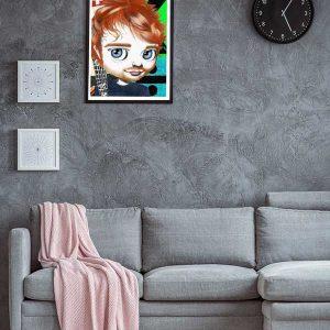 Ed Sheeran Special Edition Art Print