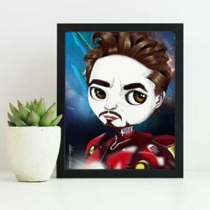 Iron Man Special Edition Art Print