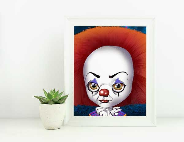 Pennywise from IT movie Special Edition