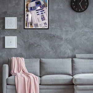 R2-D2 Star Wars Art Print