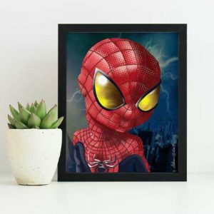 Spiderman special Edition Art Print