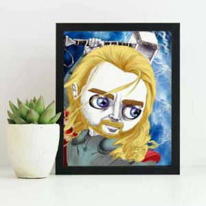 THOR special Edition Art Print