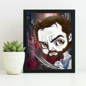 Wolverine special Edition Art Print