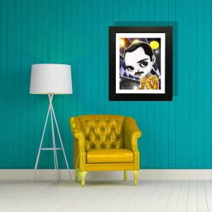 Freddy Mercury from Queen special edition art print by de Shan