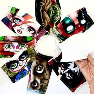 Special Edition Art Print Face Mask