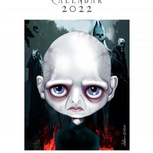 Harry Potter Edition Calendar 2022 by de Shan